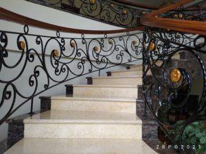 marmer tangga
