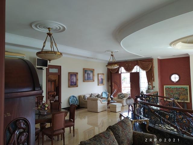 lantai marmer rumah