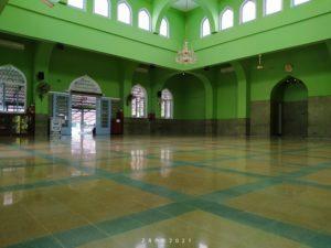 Masjid Syuhada teraso