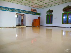 teraso masjid imam